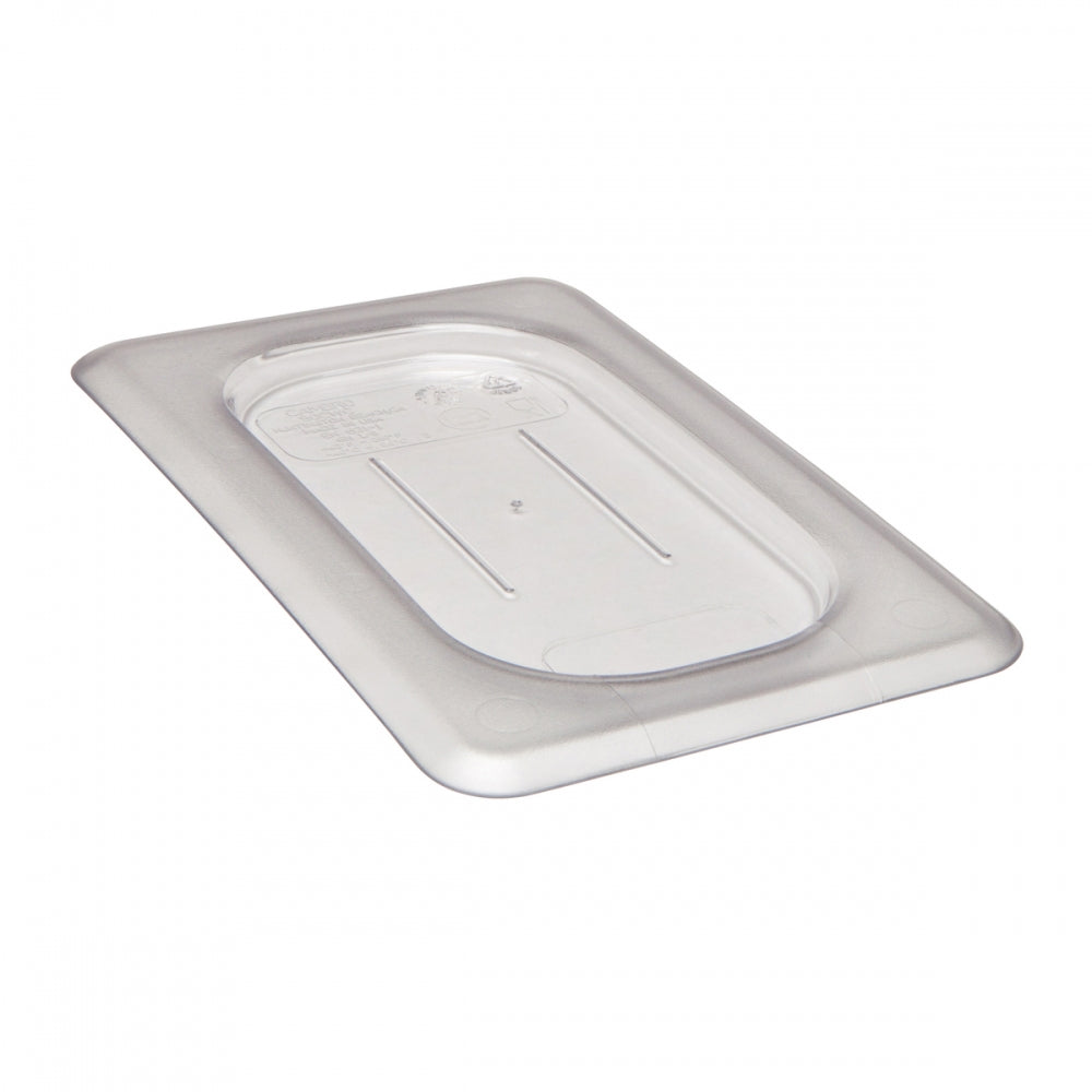Food Pan Cover Flat 1/9 Clear Cambro