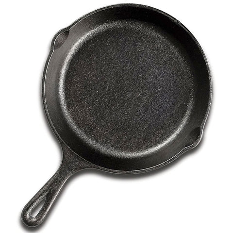 SKILLET IRON 9IN SEASONED