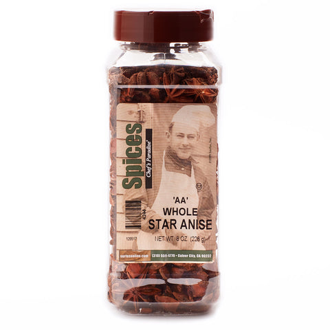 Anise Star Whole 8oz