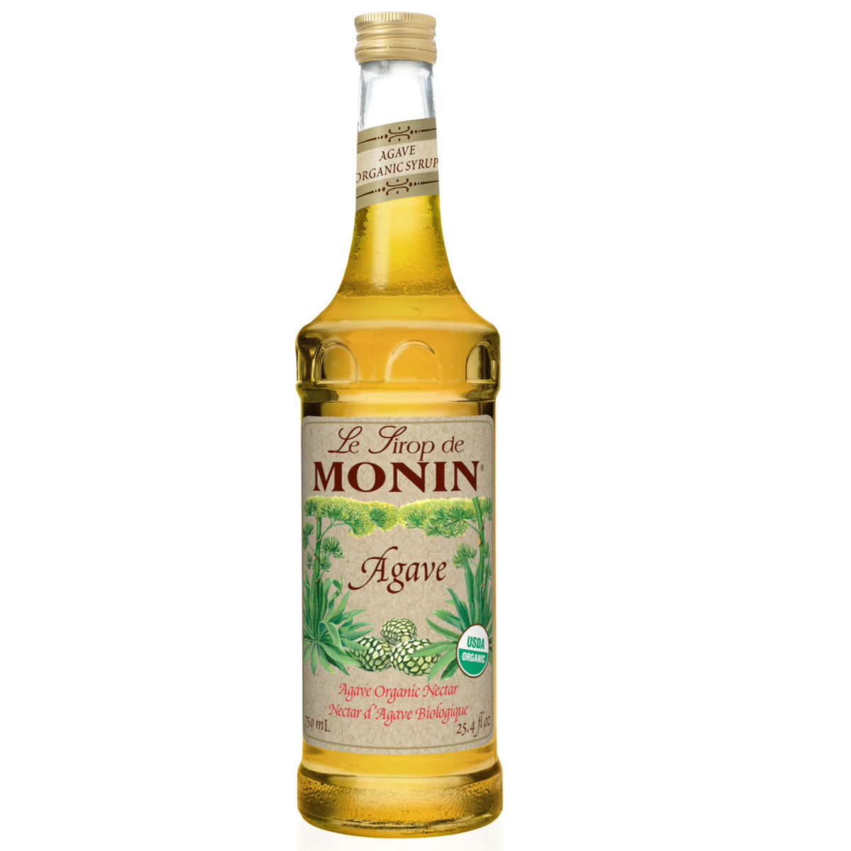 Monin • Agave Syrup 750ml