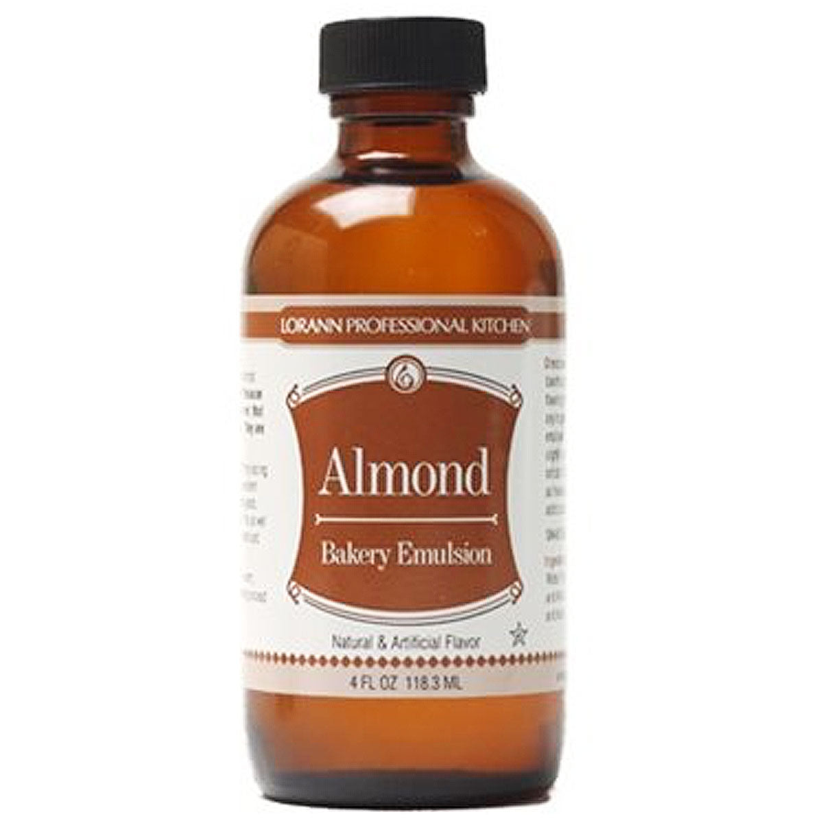 Lorann Emulsion Almond 4oz