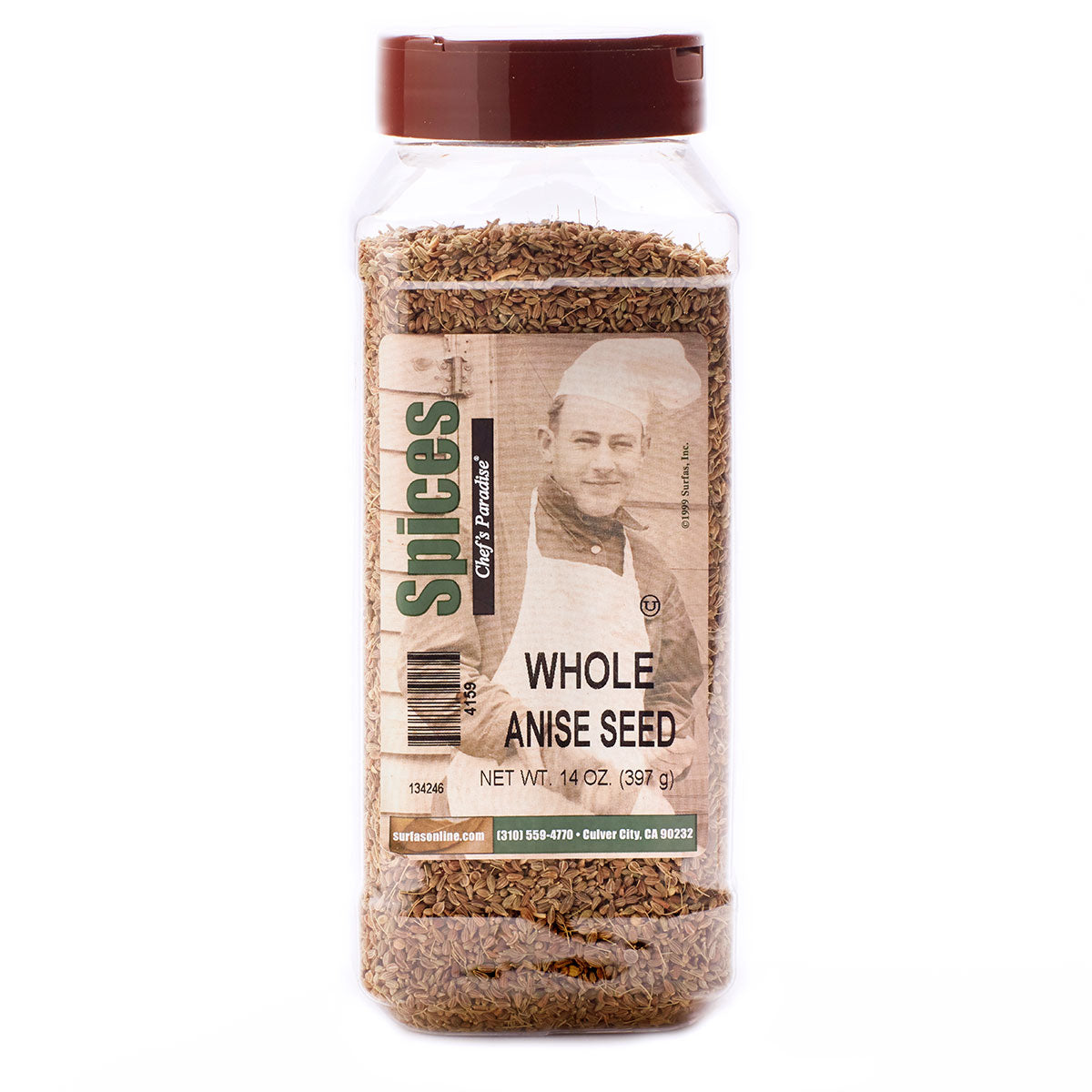 Anise Seed Whole 14oz