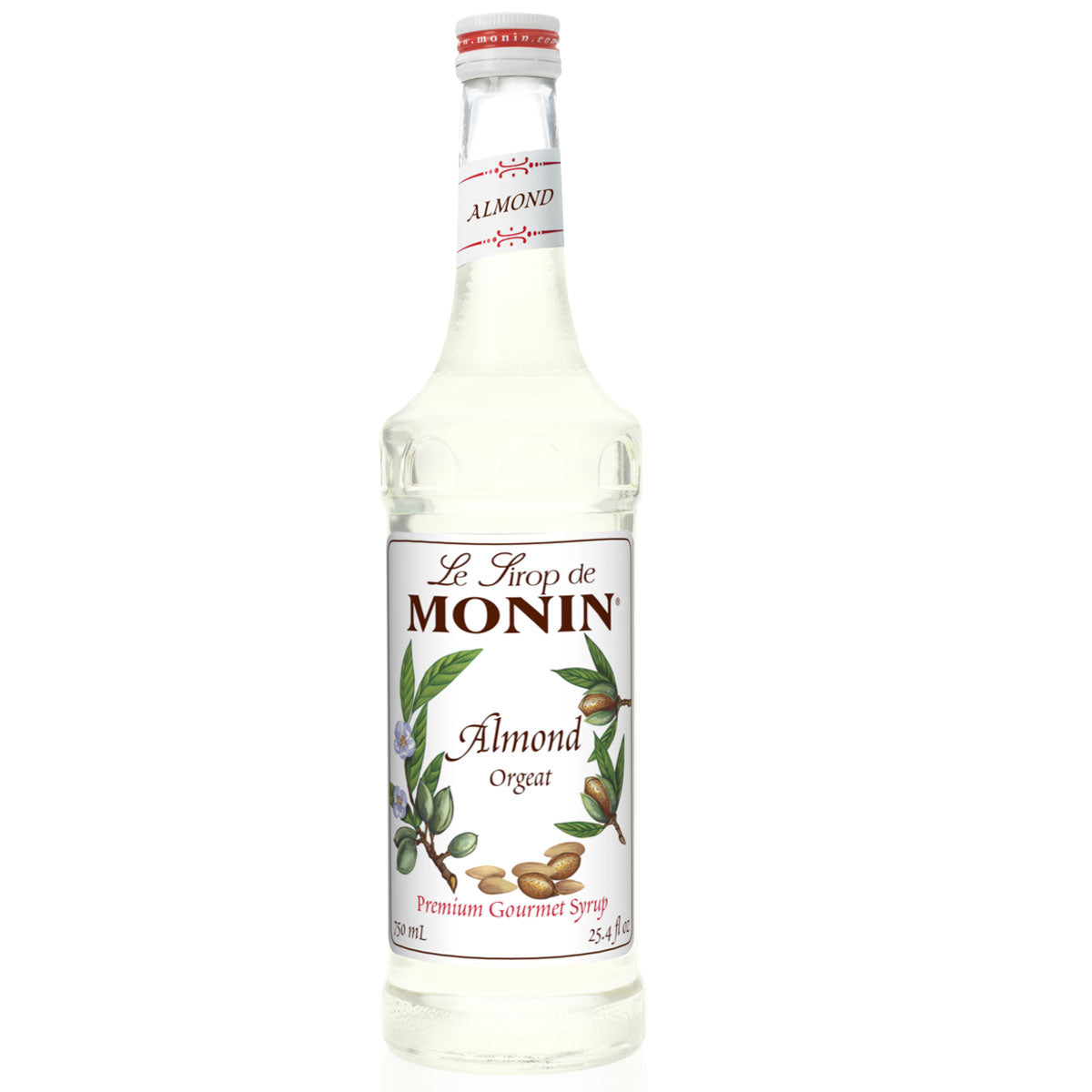 Monin • Almond Syrup 750ml
