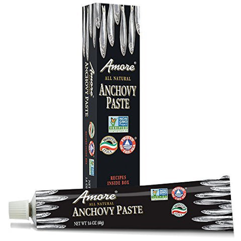 Fish Amore Anchovy Paste 1.58oz