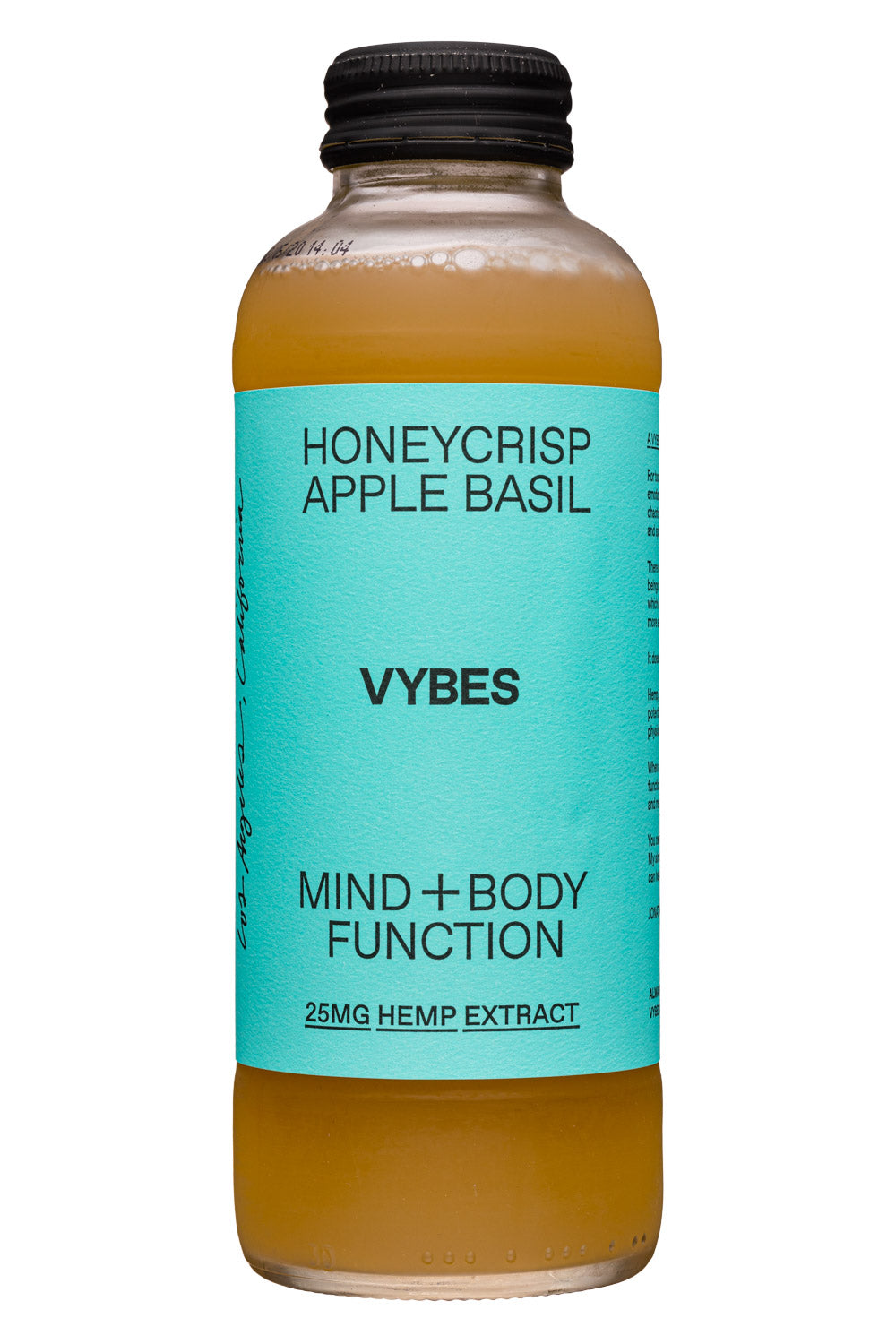 Drink Vybes Honeycrisp Apple Basil 14oz