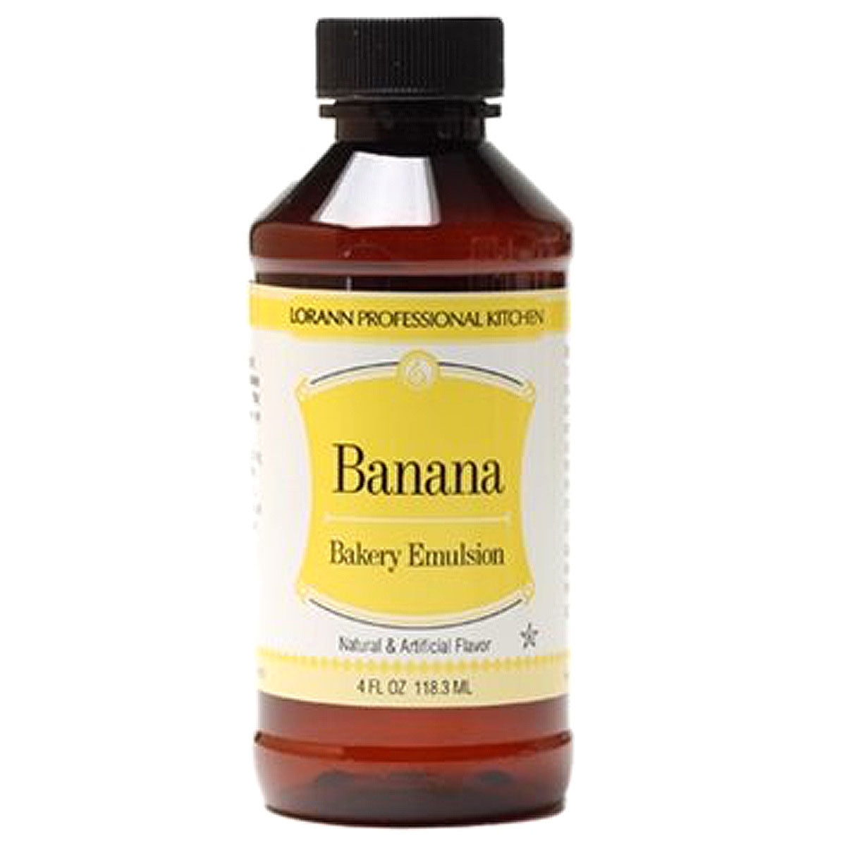 Lorann Emulsion • Banana 4oz