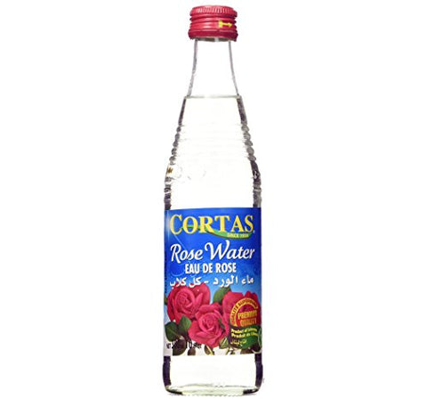 Flavor Cortas Rose Water 10oz