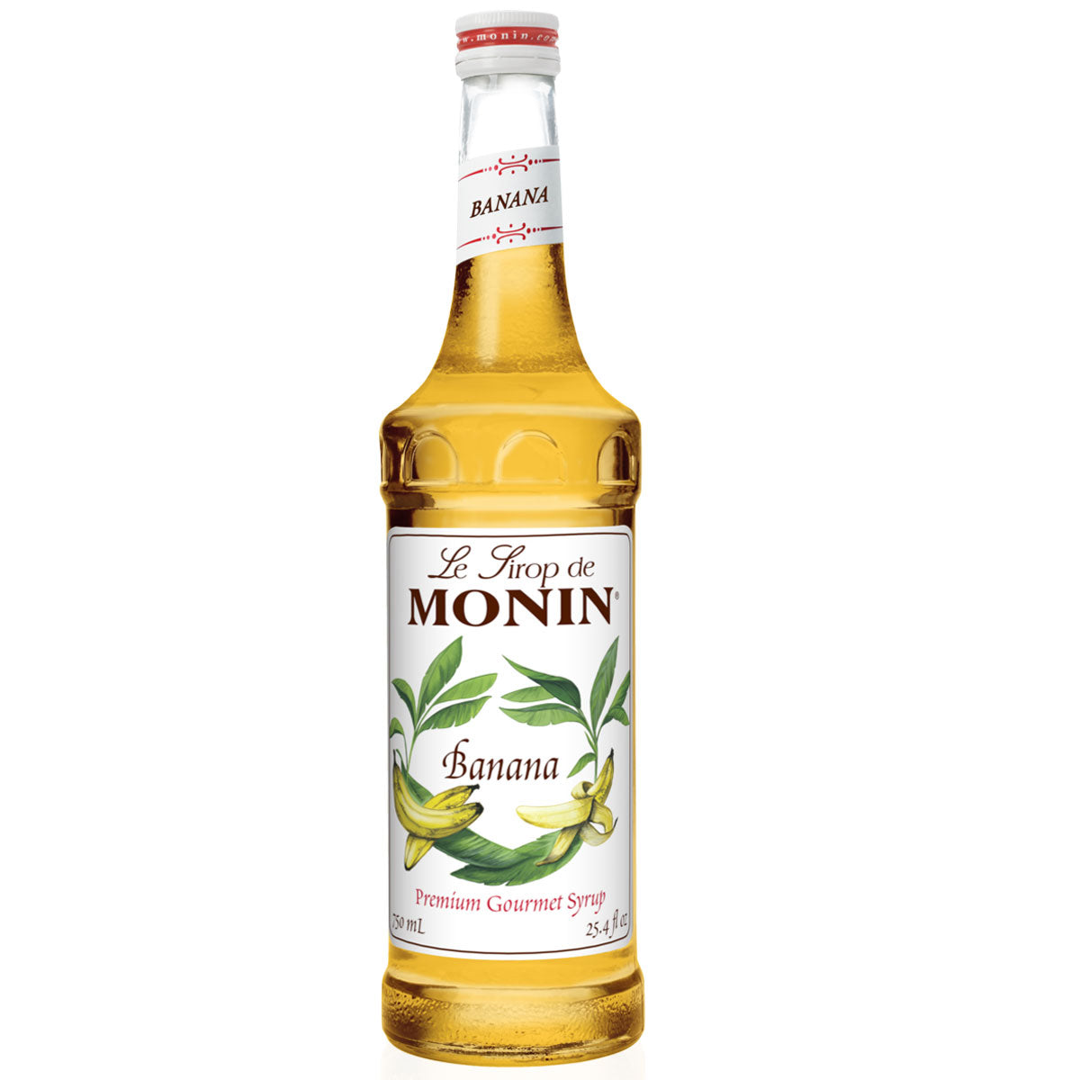 Monin • Banana Syrup 750ml