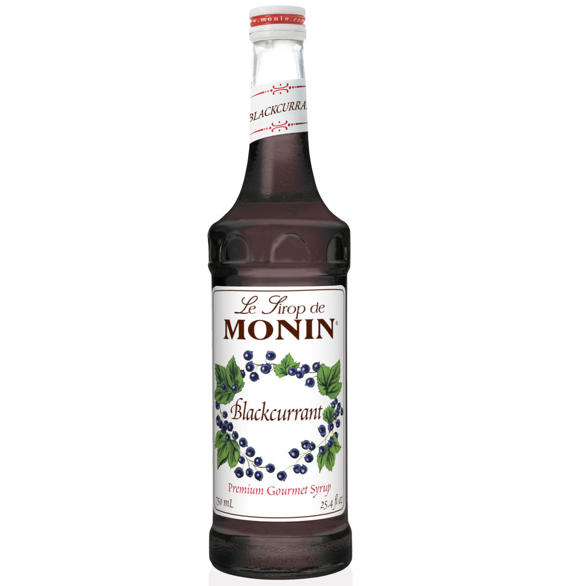 Monin • Blackcurrant Syrup 750ml