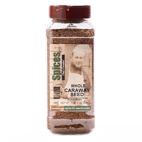 Caraway Seed - Whole 19oz