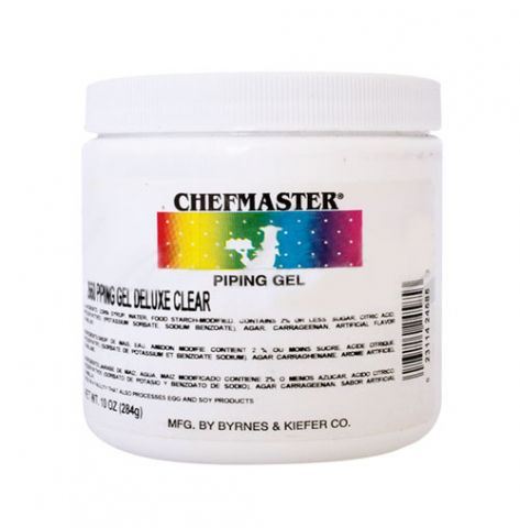ChefMaster Piping Gel Clear 16oz