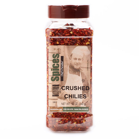 Chile Chili Crushed 12oz