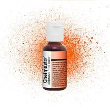 Color Chefmaster Airbrush Neon Orange 0.64oz