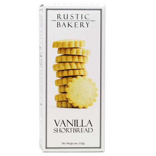 Cookie Rustic Bakery Vanilla 4oz