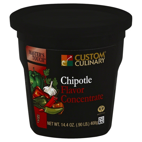Base Custom Culinary Master's Touch Chipotle Flavor Concentrate 14.4oz