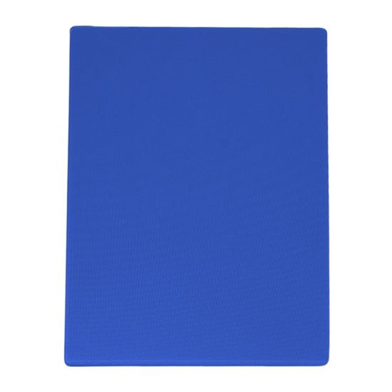 Cutting Board Polyethylene 15x20 blue