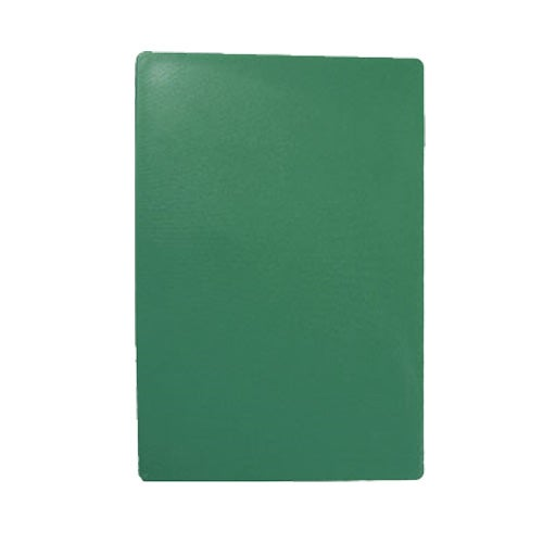 Cutting Board Polyethylene 15x20 Green