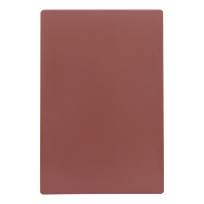 Cutting Board Polyethylene 15x20 Brown