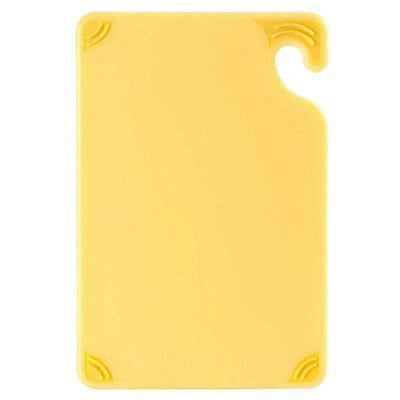 Cutting Board w/Grip 6x9 Yellow