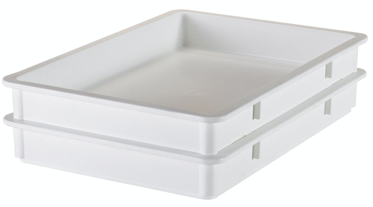 Pizza Dough Box 18 X 26 X 3 Poly