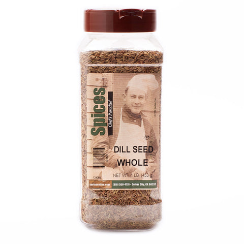 Dill Seed Whole 1lb