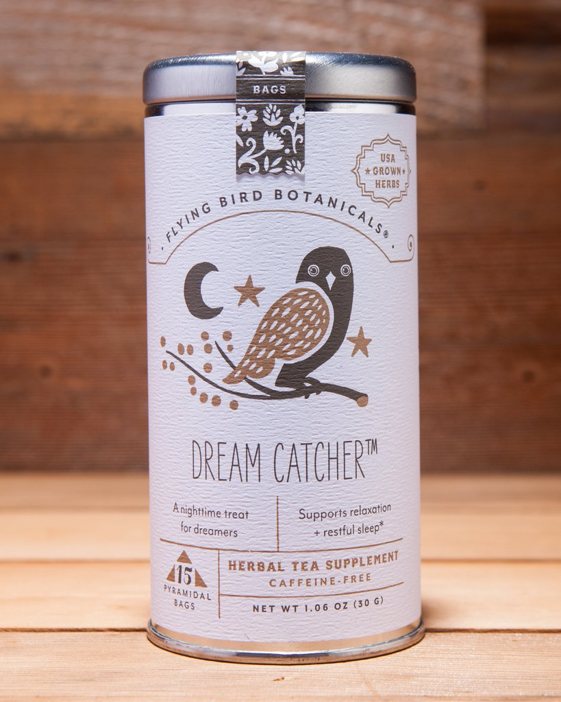 Tea Flying Bird, Dream Catcher