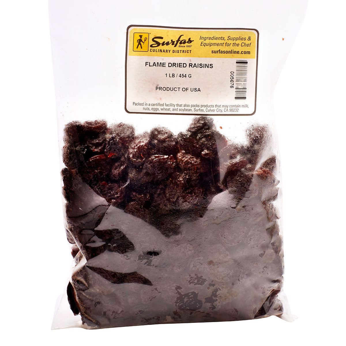 Raisins Flame Dried 1lb