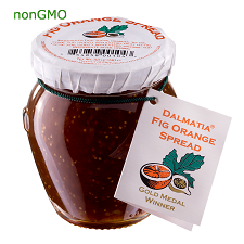 Jam Dalmatia Fig Orange 8.5oz