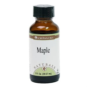 Flavor LorAnn Natural Maple 1oz