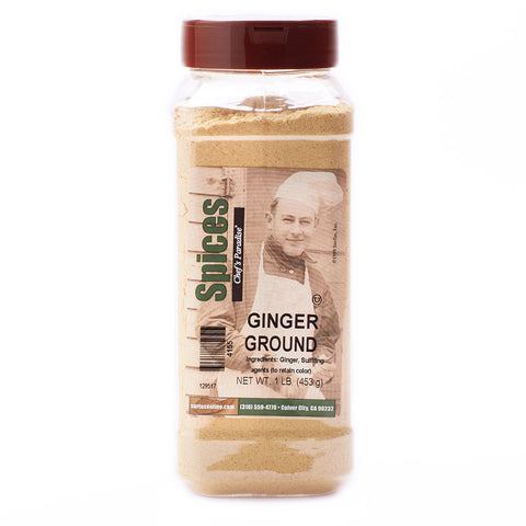 Ginger Ground 1lb