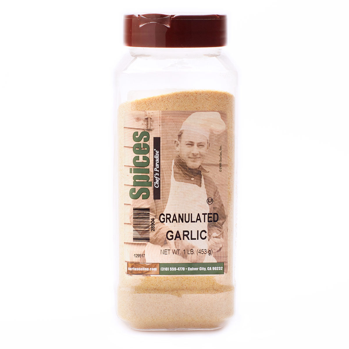 Garlic Granulated 16oz
