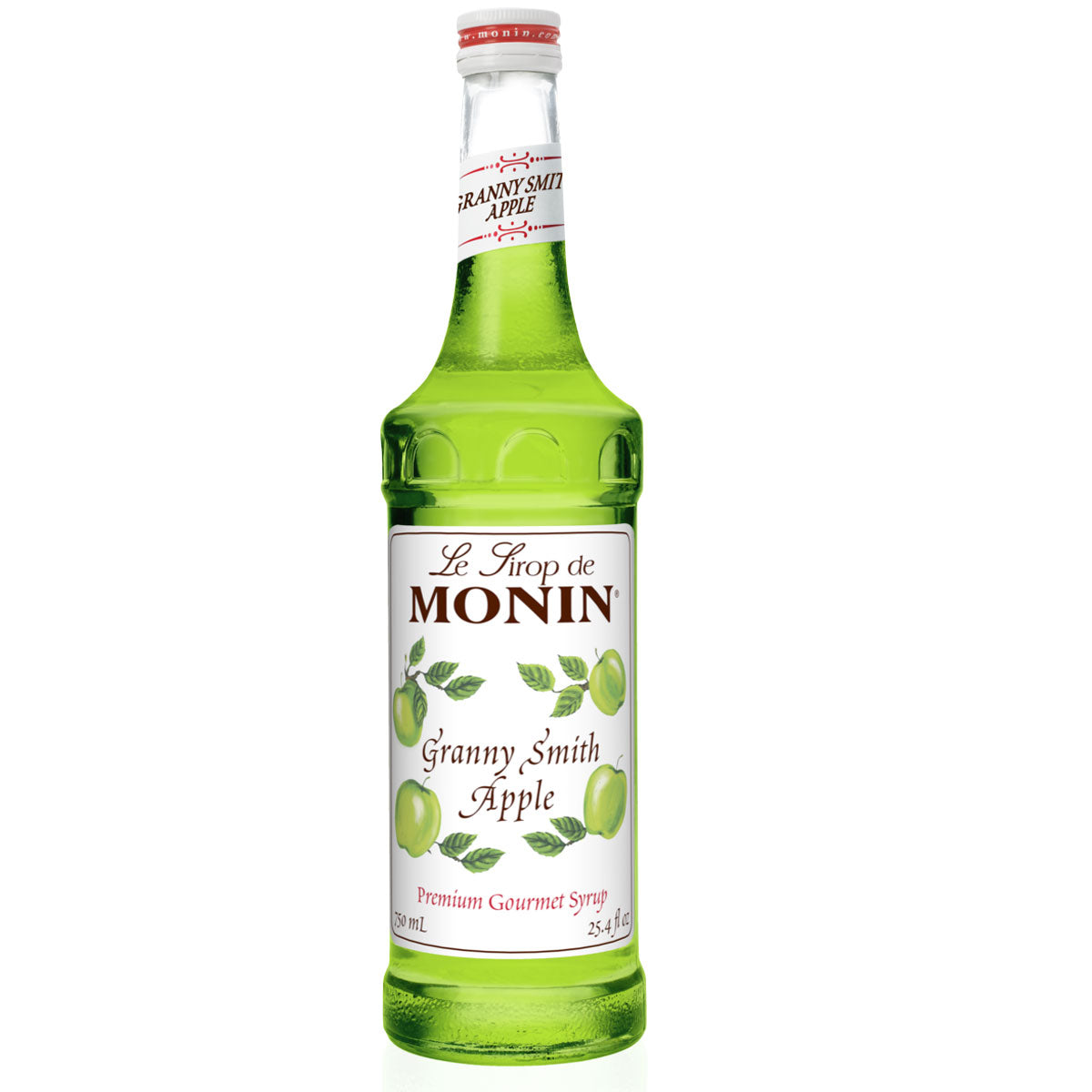 Monin • Granny Smith Apple Syrup 750ml