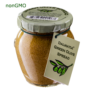 Dalmatia Tapenade Green 6.7oz