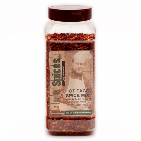 Chile Hot Taco Spice 10oz