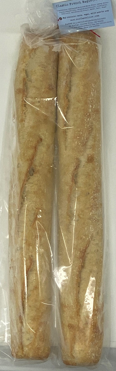 Bread French Baguette 2ct