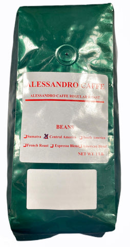 Coffee Alessandro Central 1lb