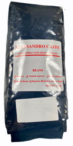 Coffee Alessandro French Roast 1lb