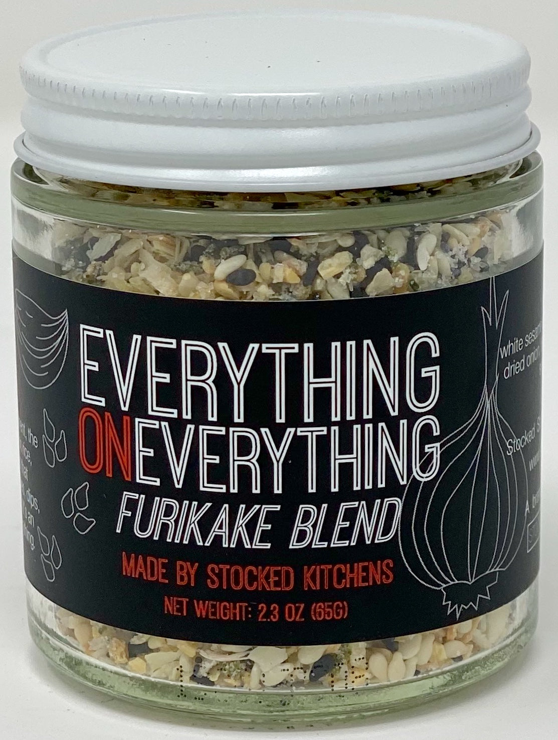 Everything Furikake 2.3oz