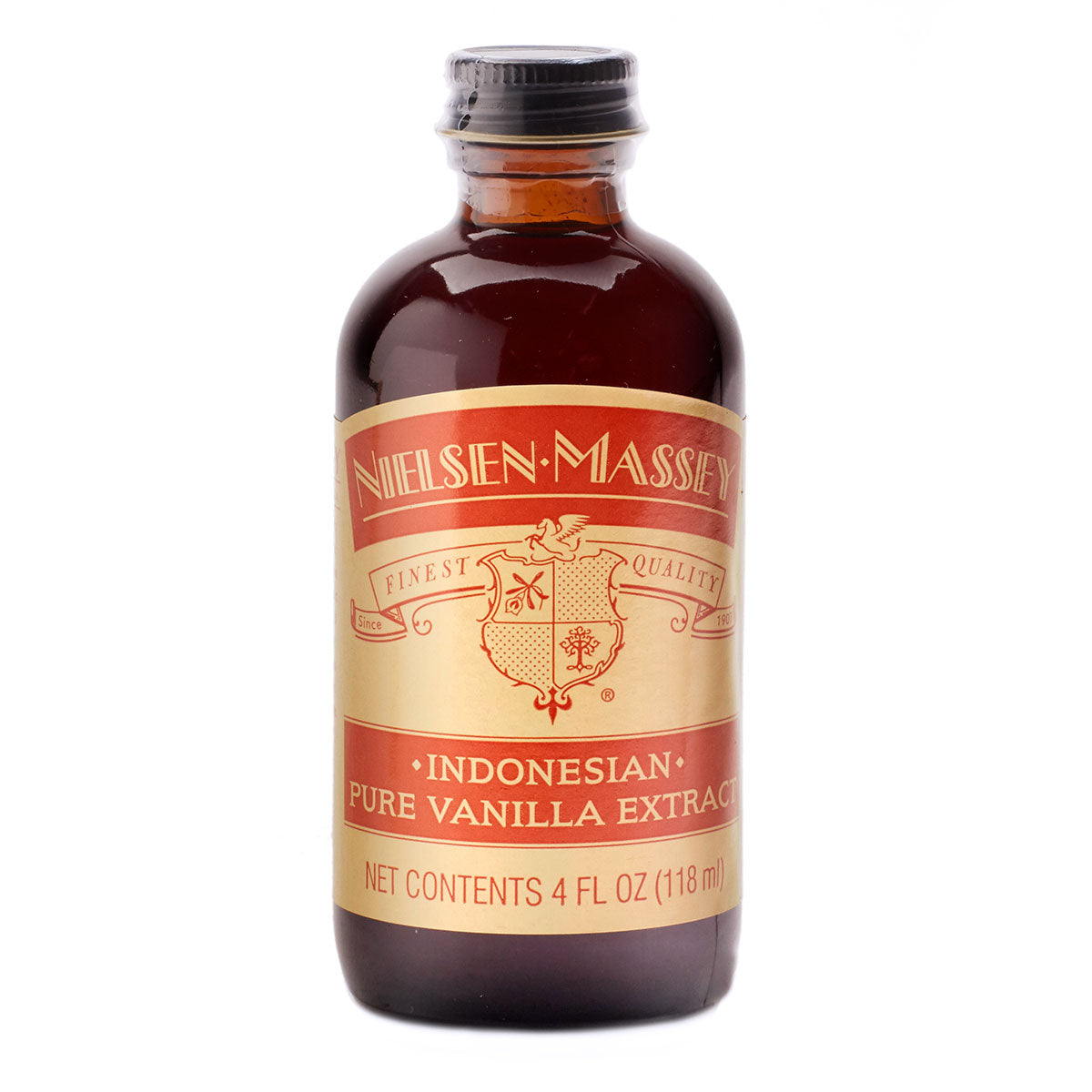Vanilla Extract Indonesian 4oz