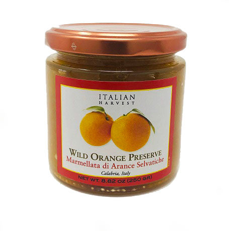 Jam Italian Harvest Wild Orange Preserve 250g