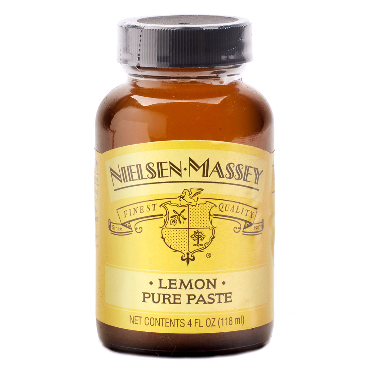 Flavor Nielsen Massey's Lemon Paste 4oz