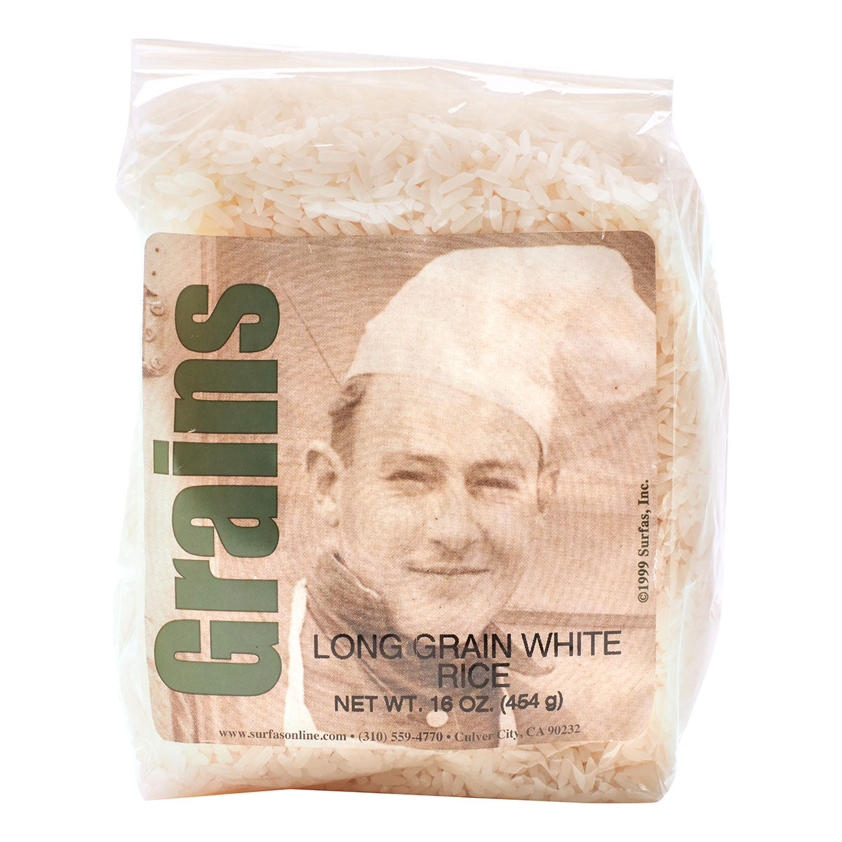 Long Grain White Rice 1lb