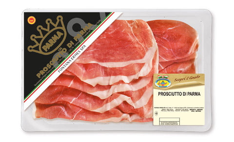 Meat Di Parma Prosciutto Sliced 3oz