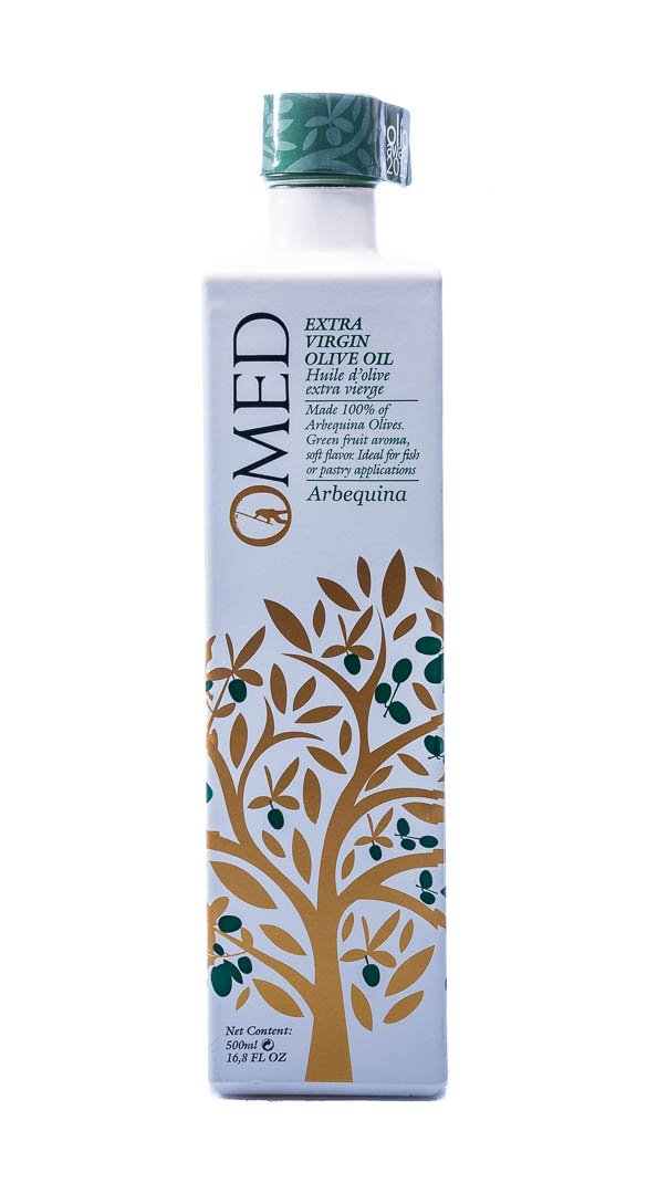 Oil OMed Olive Arbequina 500ml