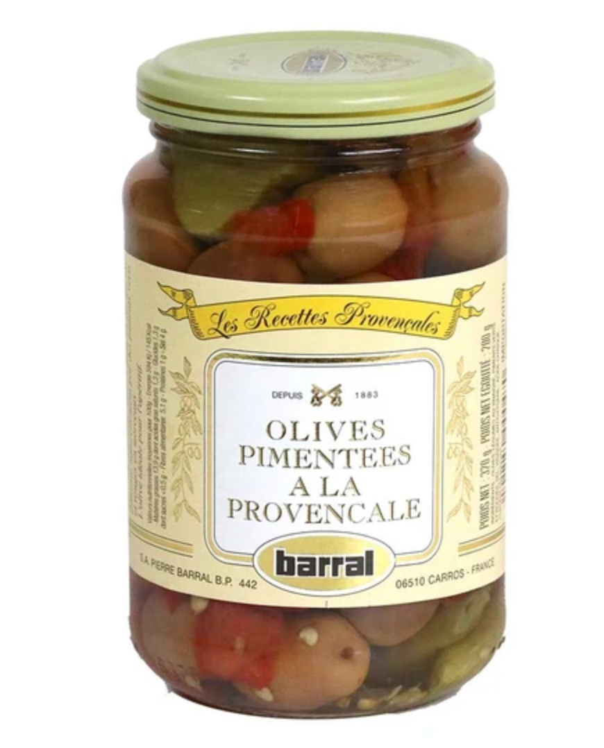 Olives Barral Spicy Provencal