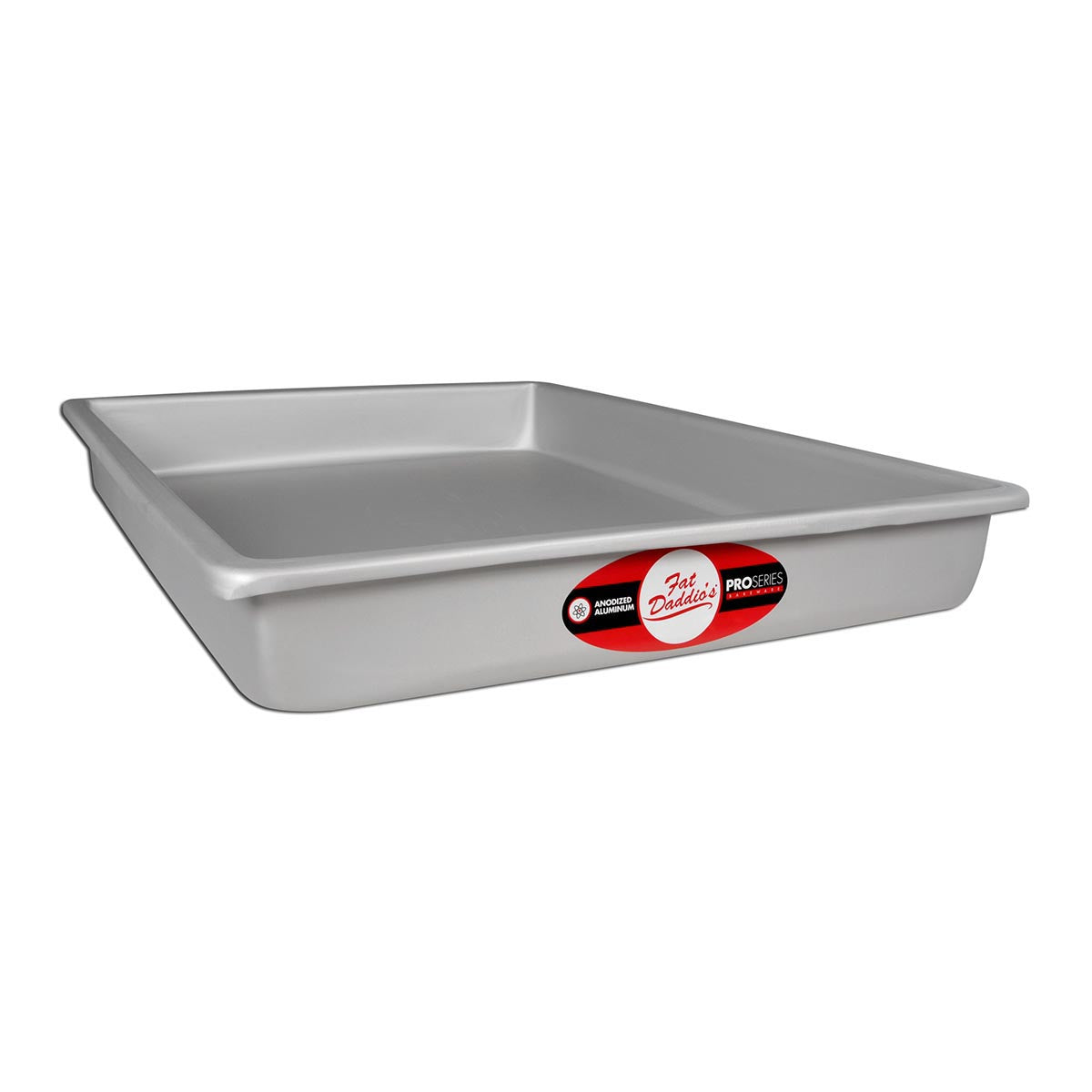 Cake Pan 10x15x2 Fixed Bottom
