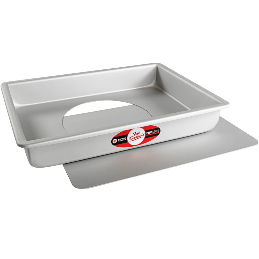 Cake Pan 9x13x2 Removable Bottom