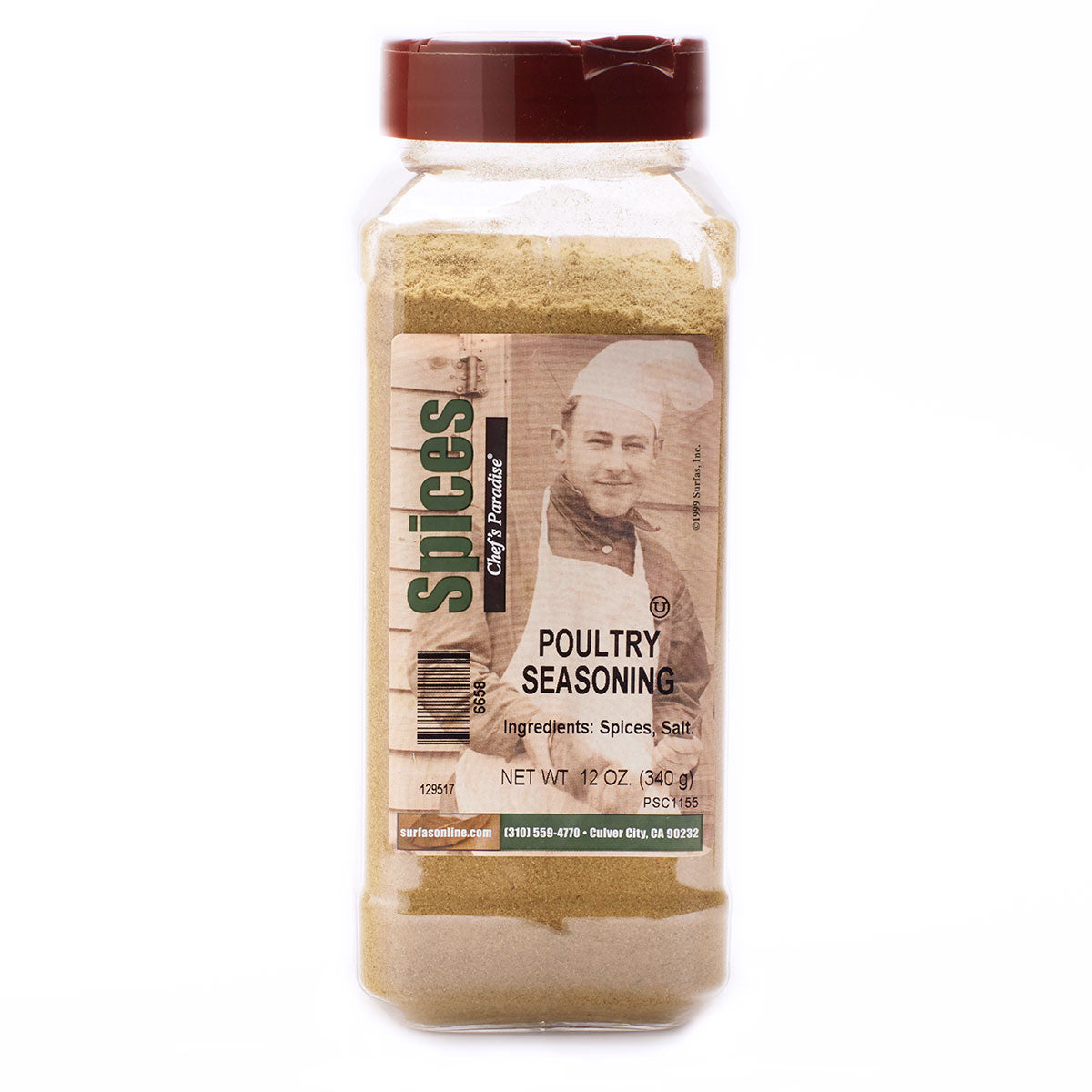 Poultry Seasoning 12oz