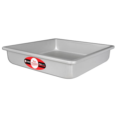 Cake Pan 14x14x2 Fixed Bottom