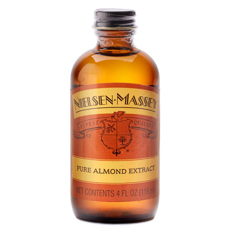 Nielsen Massey's Almond Extract 4oz